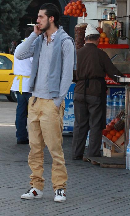 Можно либыть модным, живя вСтамбуле?. Изображение № 5.