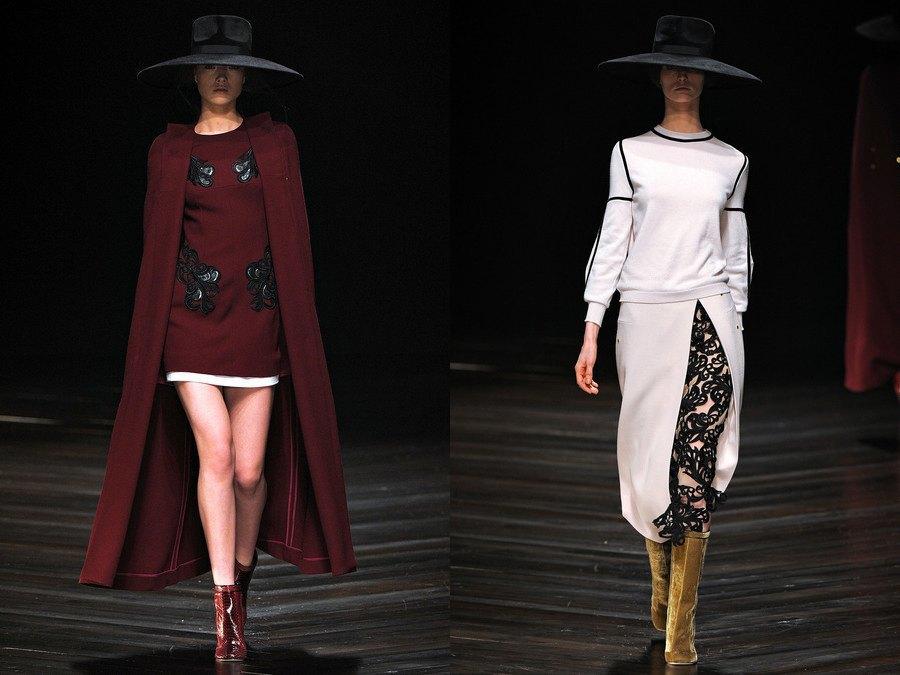 Неделя моды в Лондоне:  Дни 2 и 3. Изображение № 45.