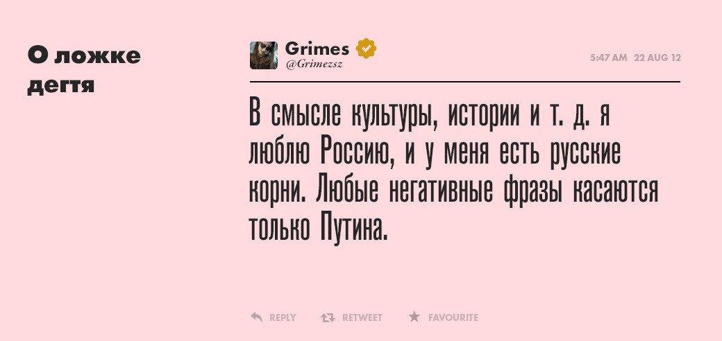 Grimes, самопровозглашенная суперзвезда. Изображение № 12.