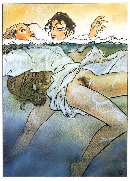 MILO MANARA. Изображение № 30.