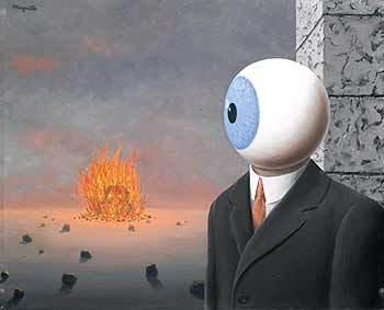 Рене Магритт-небо вего глазах. Изображение № 16.