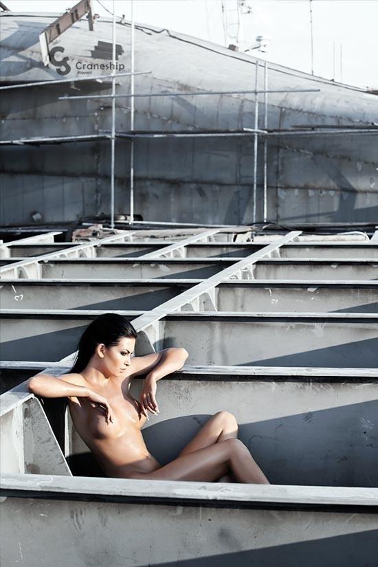 Nude Corporate Calendar 2010. Изображение № 19.