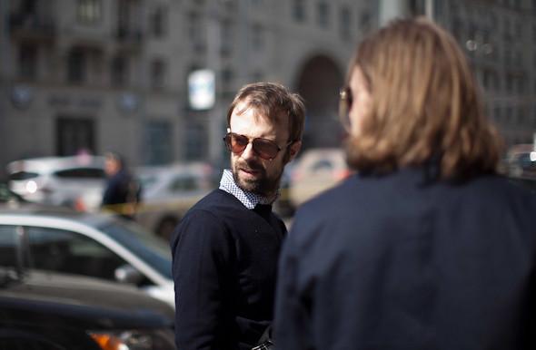 День с Питером Йенсеном: Разговоры о ретейле и шопинг в Москве. Изображение № 14.