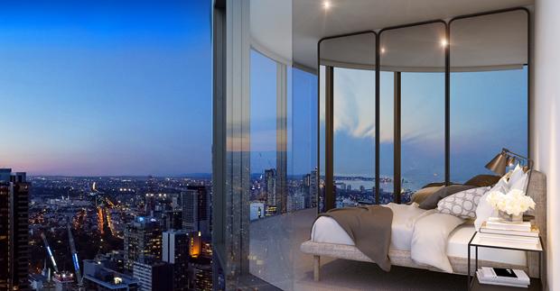 Бюро представило вдохновлённый клипом Бейонсе небоскрёб. Изображение № 16.