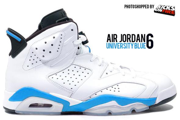 Расцветки Air Jordan, которые вы хотели бы видеть. Изображение № 2.