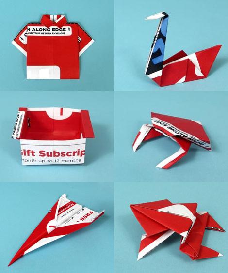 Оригами отNetFlix. Изображение № 1.
