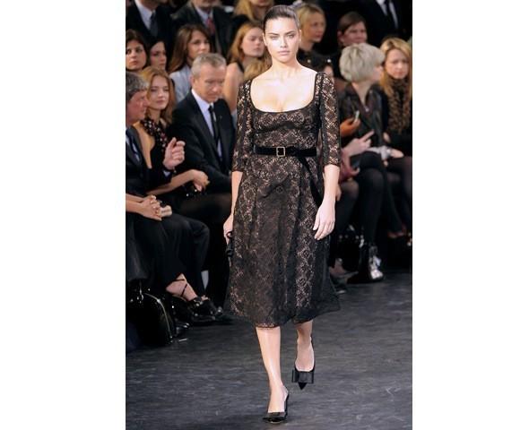Можно все: Модели на показе Louis Vuitton. Изображение № 25.