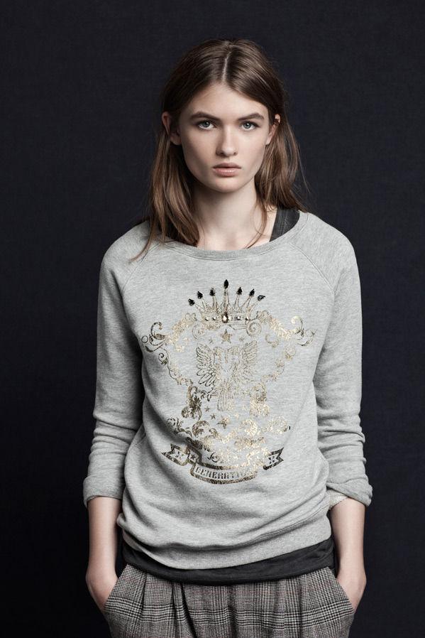 Вышли новые лукбуки Zara, Free People, Mango и других марок. Изображение № 124.