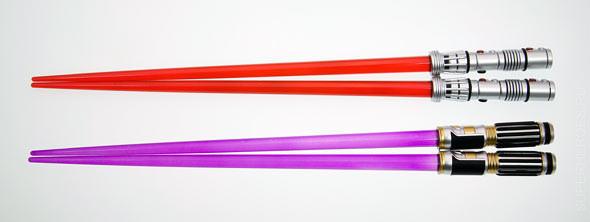 Палочки для еды в стиле Star Wars. Изображение № 4.