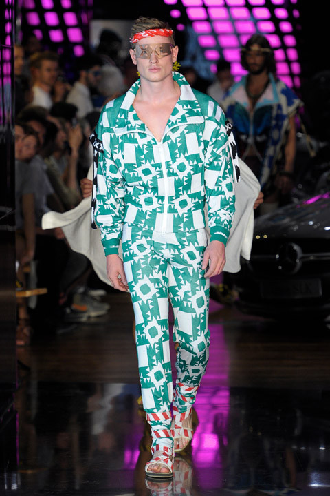 BERNHARD WILLHELM SS 2012 MEN. Изображение № 31.