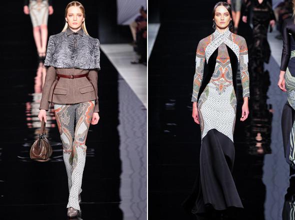 Показы Milan Fashion Week FW 2012: День 3. Изображение № 2.