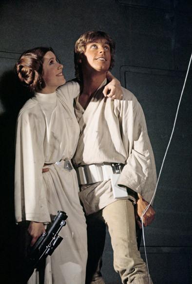Редкие фотографии сосъемок «Звездных войн». Изображение № 6.