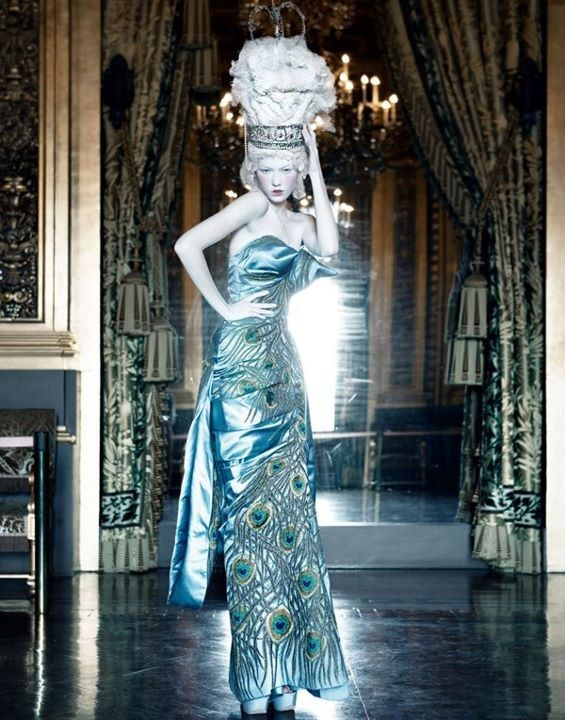 Dior Couture by Demarchelier. Изображение № 1.