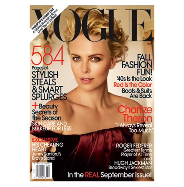 Сентябрьский номер Vogue: все толще. Изображение № 6.