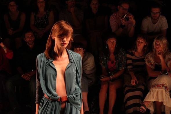 Показ A.F.Vandevorst на Неделе моды в Берлине. Изображение № 25.