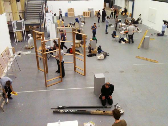 Личный опыт: Как я работала на лондонской ярмарке Sunday Art Fair. Изображение № 21.