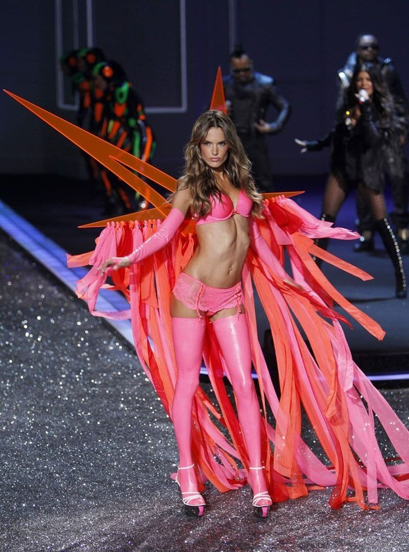 Victoria's Secret Fashion Show 2009–2010. Изображение № 28.