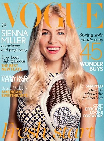 Обложки за апрель: Vogue, Harper's Bazaar, Numéro и др. Изображение № 10.