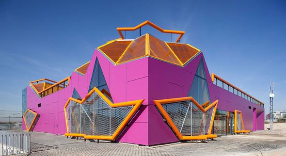 Молодежный центр Rivas Vaciamadrid. Изображение № 1.