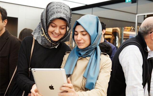 Опубликованы фотографии первого магазина Apple бюро Foster + Partners . Изображение № 8.