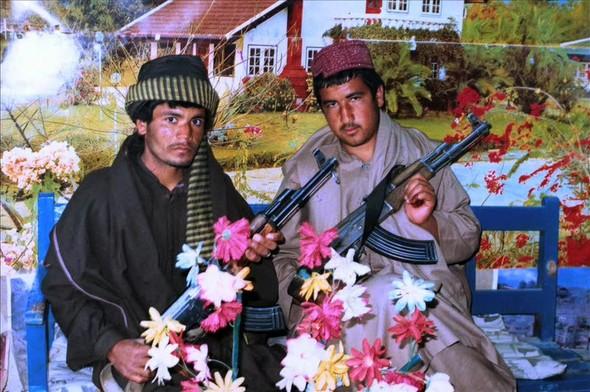 Талибан – ретушированная красота смерти. Изображение № 42.