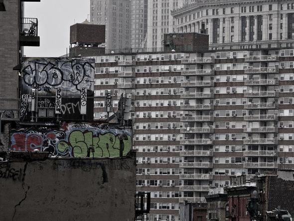 NY: манхеттенcкие окрестности глазами Grotesk. Изображение № 5.