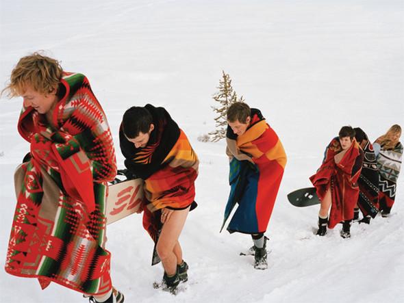 9 атмосферных фотоальбомов о зиме. Изображение № 55.