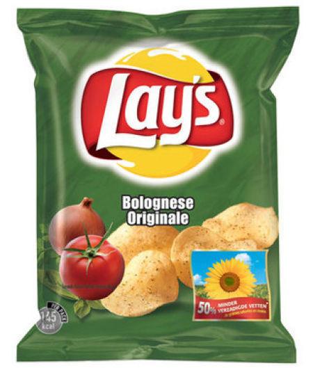 Несъедобное съедобно - какие бывают чипсы. Изображение № 1.