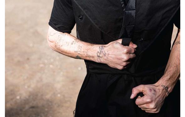 Изображение 21. Мужские лукбуки: Burberry, Odyn Vovk и другие.. Изображение № 27.