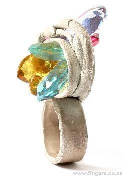 Karl Fritsch: Кольцо может быть оружием. Изображение № 23.