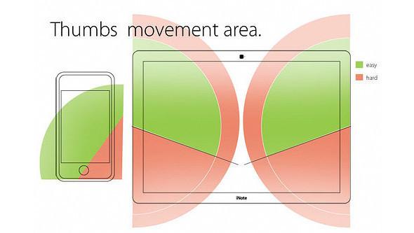 Так будет выглядеть новый планшет Apple Tablet. Изображение № 2.