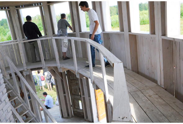 Репортаж с фестиваля «Архстояние 2011». Изображение № 30.