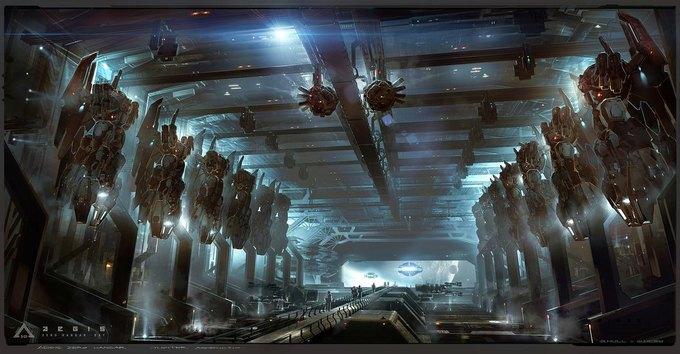 Художник «Восхождения Юпитер» выложил концепты к фильму. Изображение № 10.