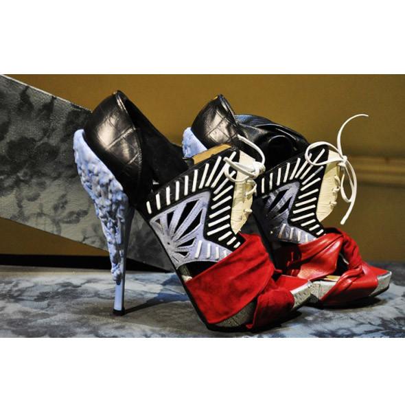 Николас Кирквуд сделает обувь для Peter Pilotto. Изображение № 6.