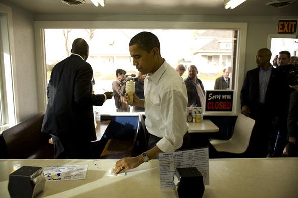 Неизвестный Обама. Изображение № 8.