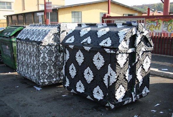 Мусорные контейнеры от Джин Финли. Изображение № 2.