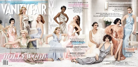 Обложки: Asos, Numero и Vanity Fair. Изображение № 3.