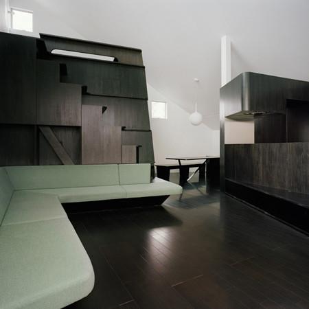 А-ля натюрель: материалы в интерьере и архитектуре. Изображение № 68.