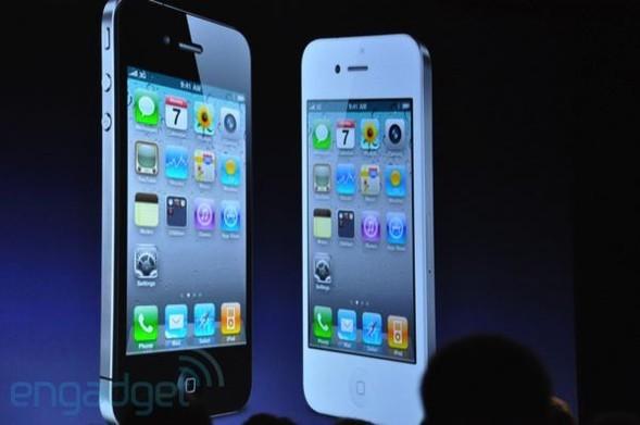 Новый iPhone 4 — конференция WWDC 2010 компании Apple. Изображение № 1.