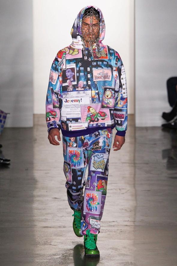 Лукбук Jeremy Scott A/W 2012-13, Женская и мужская коллекции. Изображение № 31.