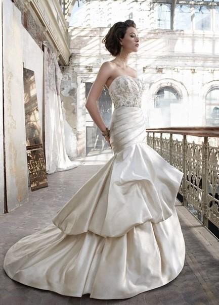 Lazaro Bridal Collection 2012. Изображение № 4.