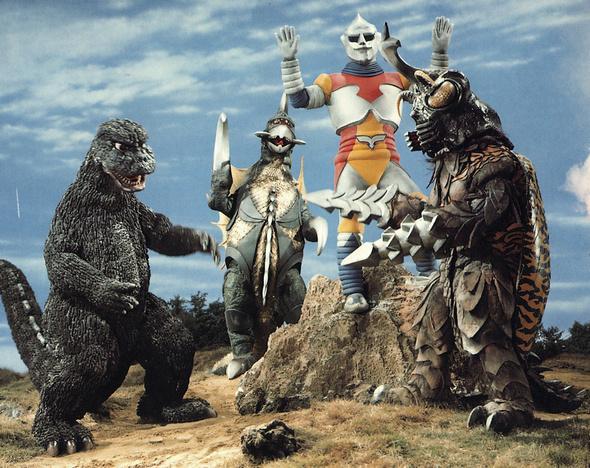 B-Movies: Godzilla! Самый популярный монстр кино. Изображение № 5.