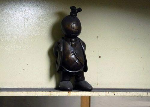 Скульптуры вНью-Йоркском метро. Изображение № 6.