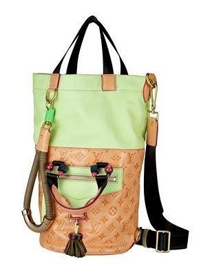 Новая коллекция от Louis Vuitton сумки. Изображение № 8.