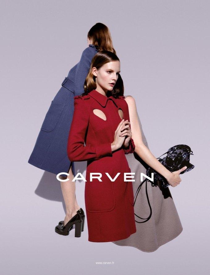 Вышли новые кампании Acne, Dior и Prada. Изображение № 21.