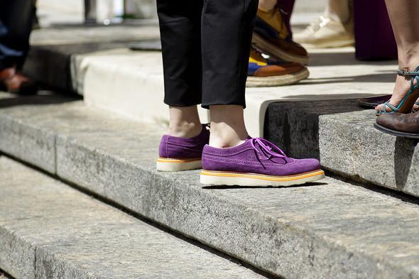 Изображение 7. Milan Fashion Week в деталях: день 2.. Изображение № 6.