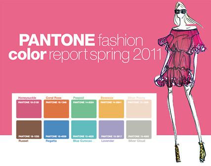 Изображение 12. Модные цвета 2011.. Изображение № 1.