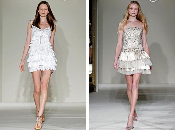 Последние показы на неделе моды в Париже. Изображение № 6.