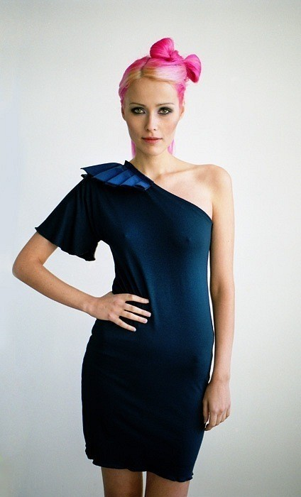 Фотограф: Ксения Сегина Модель: Вильгельмина Новак Мейк и волосы: Анжелика Тюкина. Изображение № 5.