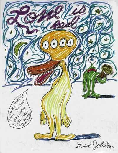 Daniel Johnston Hi, How Are You?. Изображение № 8.